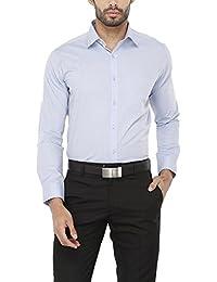 Stop by Shoppers Stop Mens Slim Collar Slub Shirt