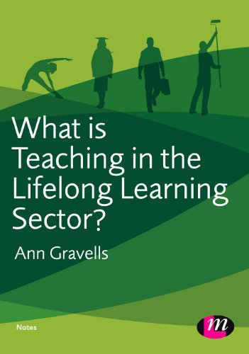 What is teaching in the lifelong learning sector further education what is teaching in the lifelong learning sector further education and skills by fandeluxe Gallery