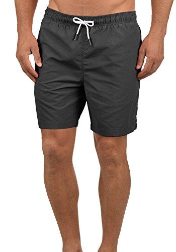 Blend Balderi Herren Badehose Badeshorts Schwimmshorts Mit Kordel, Größe:M, Farbe:Black (70155) Blend Capri-hosen