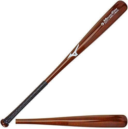 Mizuno Ahorn Elite Baseballschläger-MZM 110, braun -