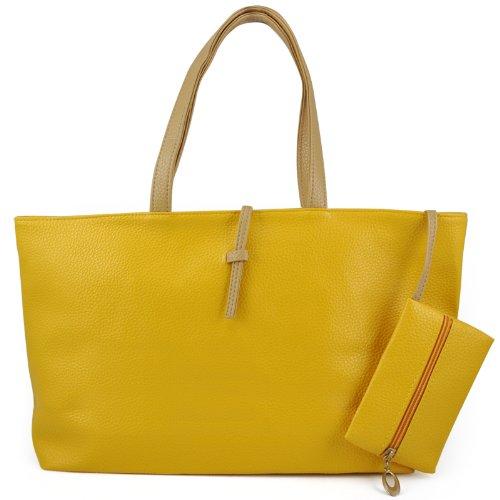 gleader-coreano-stile-borsetta-hobo-borsa-di-cuoio-borsa-a-tracolla-pu-da-donna-giallo