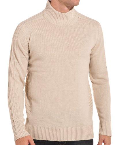 BLZ jeans - Pull fashion et uni blanc Blanc