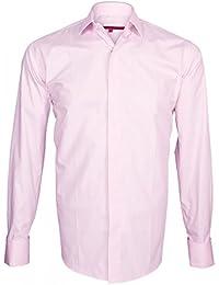 chemise fil a fil peyton rose