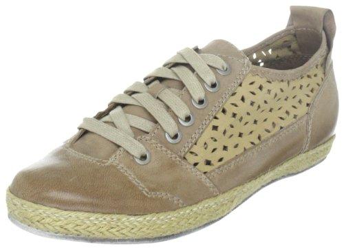 Centro 850112, Chaussures à lacets femme Marron (Marron-TR-B2-494)