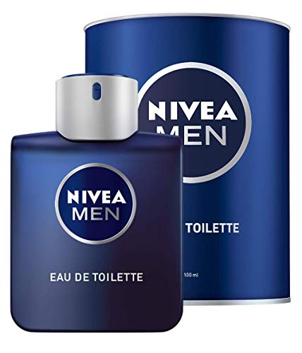 Nivea Men Eau Toilette 1 x 100 ml cada día botella