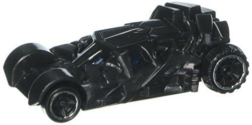Hot Wheels, Batman 2015, Batman Begins Movie Batmobile Exclusive Die-Cast Vehicle #3/6
