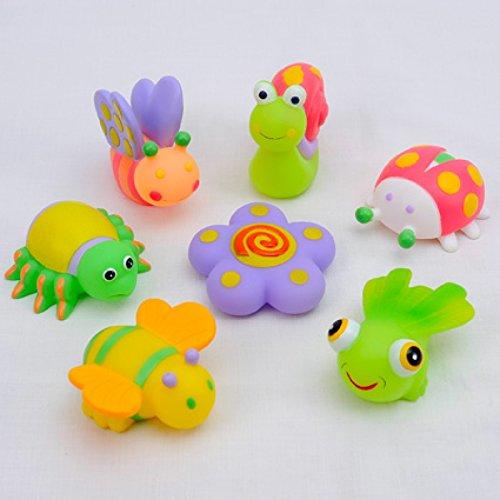 per-il-bagnetto-coleotteri-insetti-e-fiore-7-pezzi