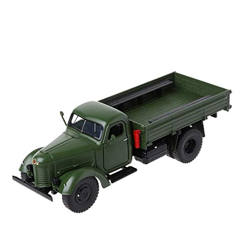 Viesky 1:32 CA10 Military Truck Alloy Modell Simulation Diecast RC Car Türen Mit Ton Und Licht Sammlung Für Kinder Geschenke Geöffnet