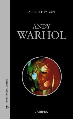 Portada del libro Andy Warhol (Signo E Imagen - Signo E Imagen. Cineastas)
