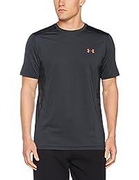 Under Armour Men's Plain Slim Fit T-Shirt
