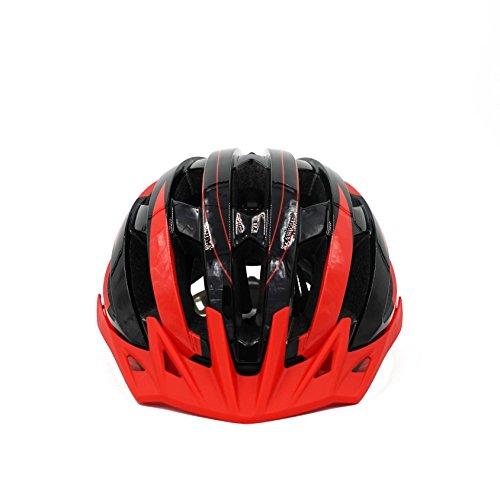 Livall MT1 Fahrradhelm (Schwarz / Grau) – 32001045 - 3