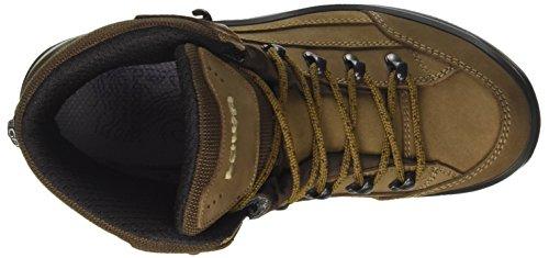 Lowa Renegade GTX Mid Ws Chaussures de montagne pour femme Beige (Taupe/sepia)