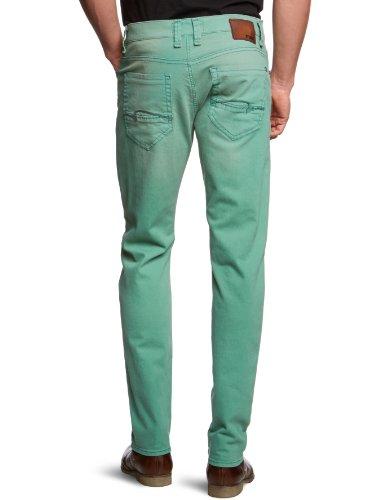 Mavi - Jean - Skinny/Slim Fit - Homme Vert (15460; Yves; Nile Green Washed Comfort)