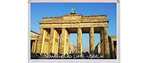 Brandenburg Gate - Berlin - Germany - Jumbo Fridge