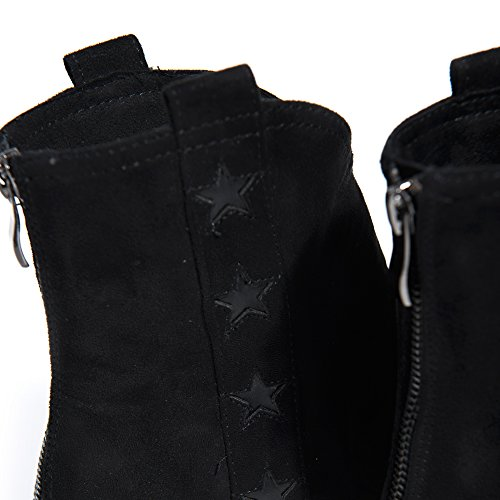 Parfois - Bottines Stars - Femmes Noir