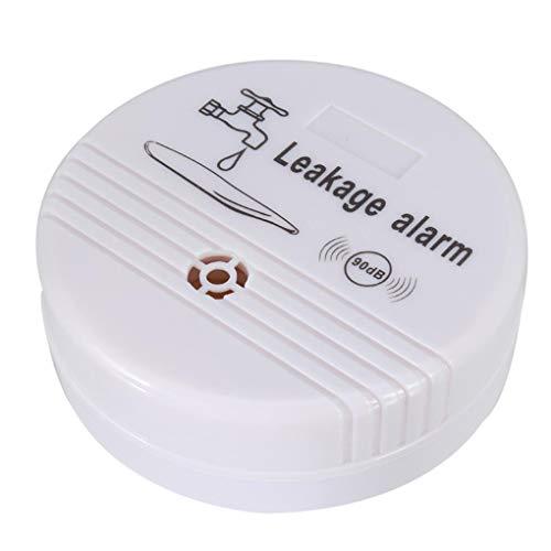 Yongse Wasser-Lecksuchgerät ABS Wireless Wasser-Lecksuchgerät Wasser-Sensor Alarm Lecksuchgerät Home Security