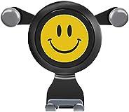 حامل هاتف بقاعدة تثبيت للسيارة، يوضع على منفذ تهوية السيارة لرؤية افضل لشاشة جي بي اس، لايفون اكس/8/7/7 بي/6 ا