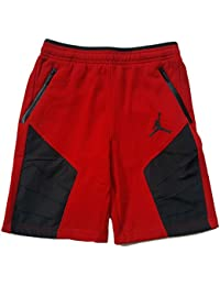Nike Air Jordan Signature 953642-R78 - Pantalones Cortos de Forro Polar  para niño 5fa7622a7a068