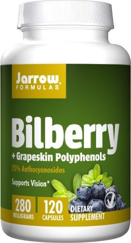 Jarrow Formulas Bilberry , 120 Caps