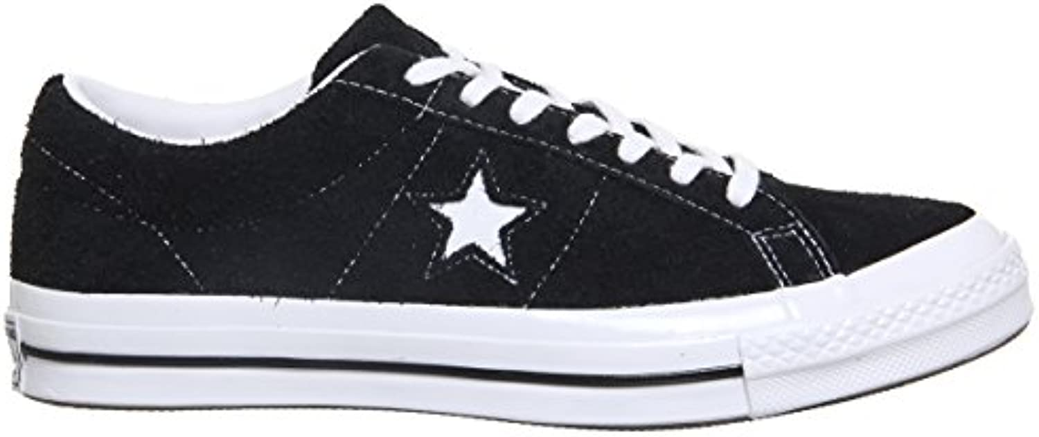 Converse Lifestyle One Star Ox Leather, Chaussures Chaussures Chaussures de Fitness Mixte AdulteB0792R952TParent f921df