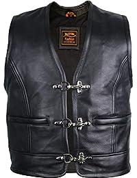 063716941c30 Amazon.fr   cuir - Costumes et vestes   Homme   Vêtements