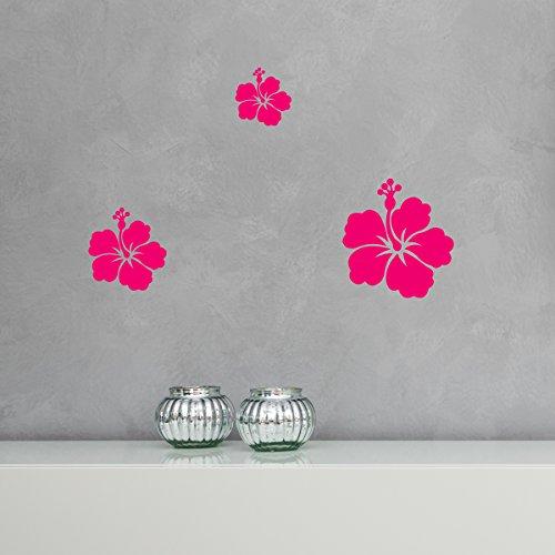 wandkings-wandtattoo-hibiskusbluten-3-stuck-im-set-verschiedene-motive-und-farben-wahlbar-motiv-1-fa