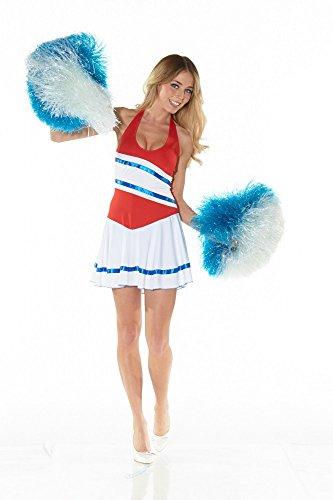 ADER Gr. 36/38 (Sexy Cheerleader Halloween Kostüme)