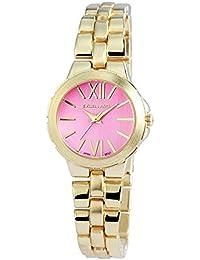 Excellanc llanc–Reloj de pulsera para mujer con correa de metal