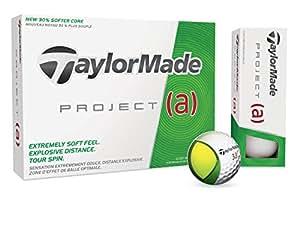 TaylorMade 2016 Project A Golf Balls (1 Dozen)
