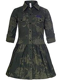 Naughty Ninos Cotton Shirt Dress