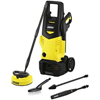 karcher k3150 240v pressure washer with 120 bar old version diy tools. Black Bedroom Furniture Sets. Home Design Ideas