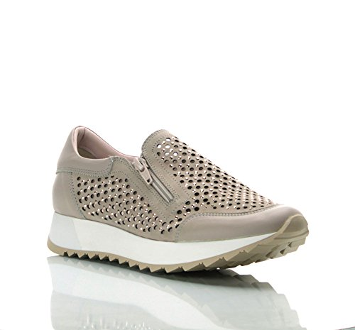 Tosca Blu Shoes , Damen Outdoor Fitnessschuhe beige sand 37 EU Sand