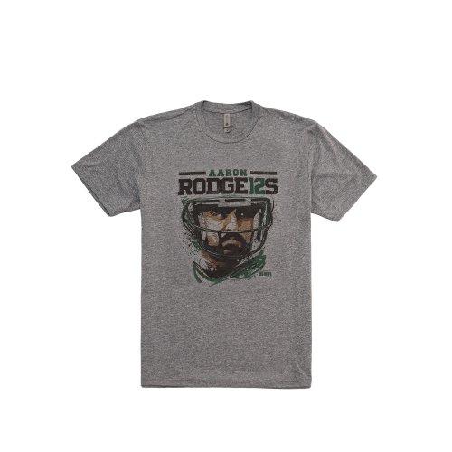 Bay Packers - Aaron Rodgers Beta G Premium T-Shirt, Größe :L ()