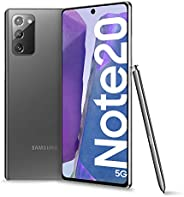 "Samsung Galaxy Note20 5G Smartphone, Display 6.7"" Super Amoled Plus Fhd+, 3 Fotocamere Posteriori, 256Gb,"