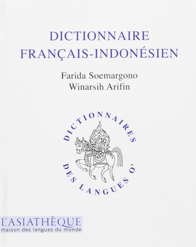 Dictionnaire français-indonésien