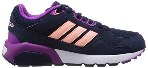 Laufschuhe Adidas Mädchen Violett Marineblau Rosa WSwUfgRUq8