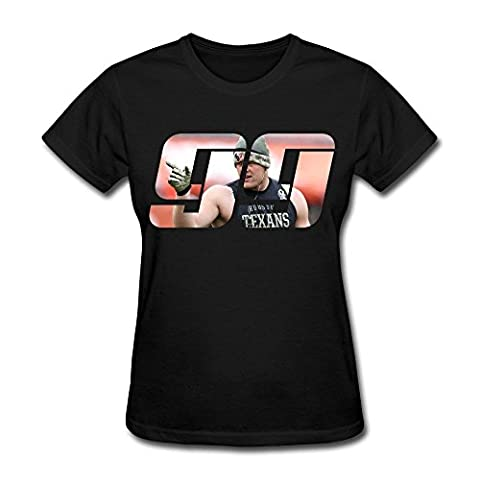 Golden dosa Women's JJ Watt J. J. Watt Houston Texans