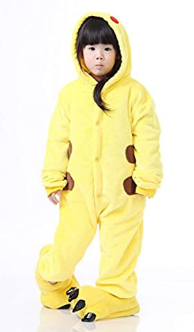 Costumes Minion Enfants Halloween - Padgene Pyjama Combinaison Animaux Cosplay Costumes Halloween