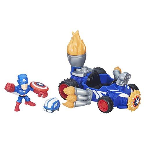 Unbekannt The Avengers Marvel Super Hero Mashers Captain -