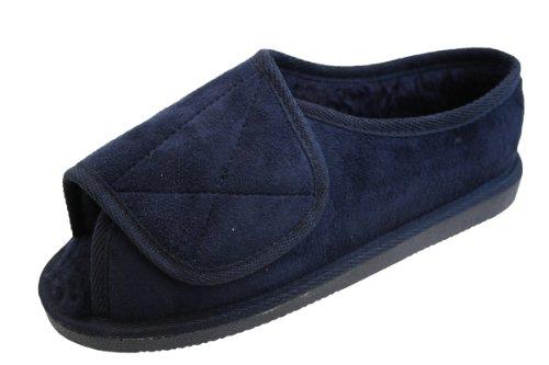 Mens Or Ladies Very Wide Fitting Velcro