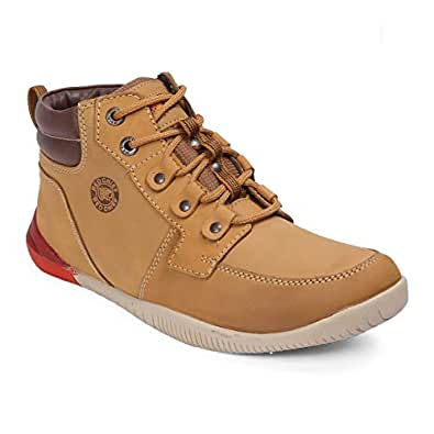 Red Chief Rust Casual Shoes for Men Size - 06 (RC5043 022)