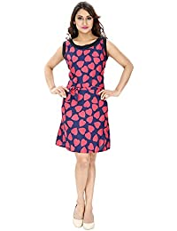 FRANCLO Women's Midi dress (Best fit 30- 32 Bust)