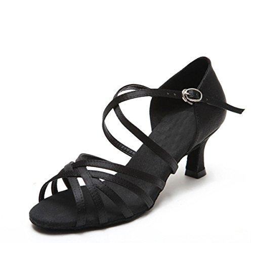 Miyoopark , Salle de bal femme Black-5.5cm Heel