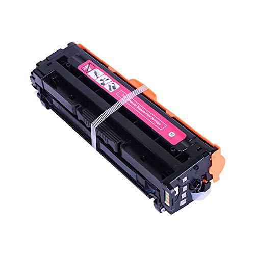 erbrauchsmaterial für Samsung CLT-506L CLP-680 680DW 680DN 6260FD 6260FW Schwarz Toner ideal geeignet vor allem für Tag-zu-Tag-Dokumente-red ()