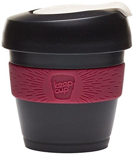 KeepCup Mug de Voyage, Plastique, Molasses, 4oz/120ml