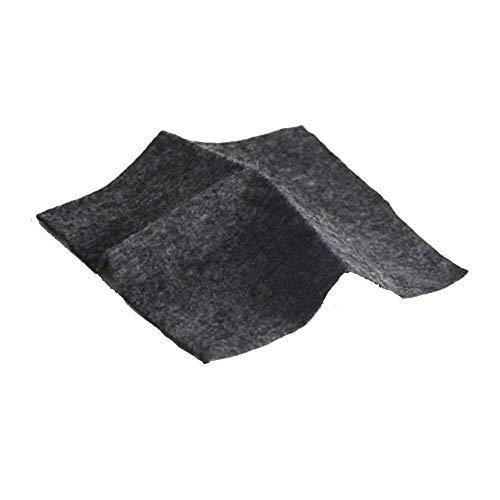 GZQ 2 Stück Auto Kratzer Entferner Tuch Mehrzweck Auto Lack Kratzer Reparatur Clean Cloth Nano Technologie Abnutzung Entferner und Starkes Decontamin
