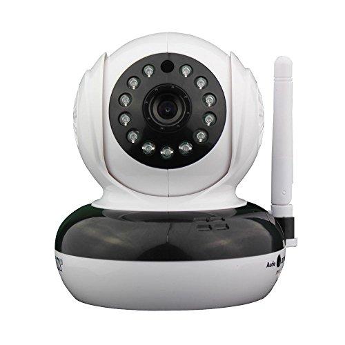 Wanscam HW0046 Wireless IP Kamera Pan/Tilt HD 960P TF Karte ONVIF P2P IR 10M - Wireless Wanscam Ip-kamera