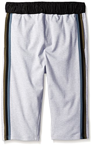 sean-john-mens-big-tall-taped-short-with-right-zip-pocket-grey-mix-heather-4x-large-tall