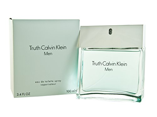 CALVIN KLEIN TRUTH MEN agua de tocador vaporizador 100 ml