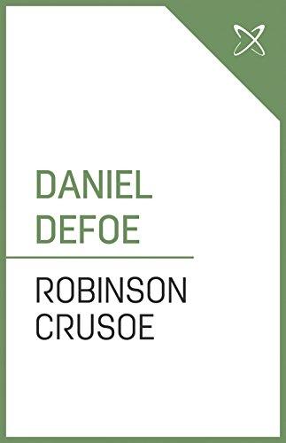 Robinson Crusoe por Daniel Defoe